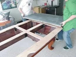 Pool table moves in Denver Colorado
