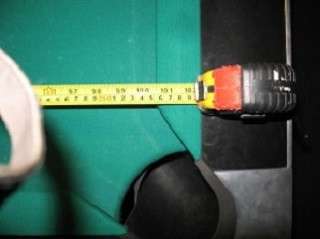 pool table sizes guide page in Denver content image3