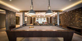 Skilled pool table movers in Denver