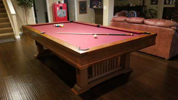 Pool Tables For Sale In Denver Colorado Denver Pool Table Movers - 4 x 8 brunswick pool table