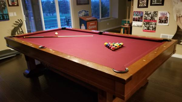 Denver Pool Table Movers : brunswick pool table covers - amorenlinea.org