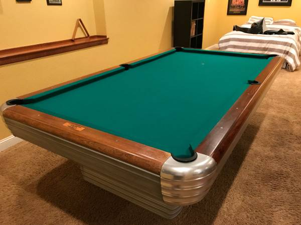 Pool Tables For Sale In Denver Colorado Denver Pool Table Movers - Brunswick centennial pool table