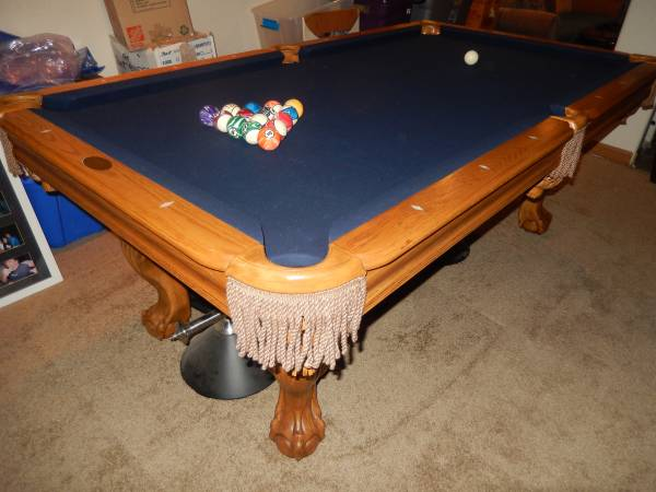 Pool Tables For Sale In Denver Colorado Denver Pool Table Movers - World of leisure pool table