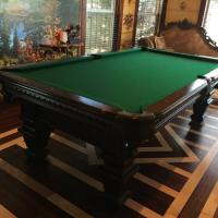 Used Billiard Pool Table