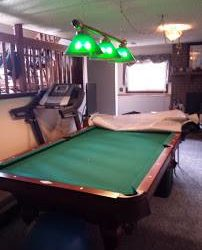 Pool Table Brunswick Contenter