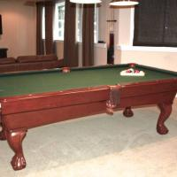 Beautiful Pool Table w/ Ping Pong Topper