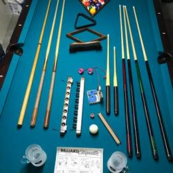 Pool Table AMF Playmaster