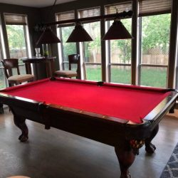 Pool Table 7'