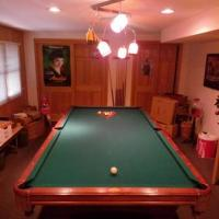 Stylish Pool Table for Sale
