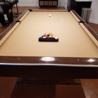 Brunswick  Pool Table Classic 9.5 ft