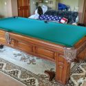 Renaissance CA Porter Pool Table