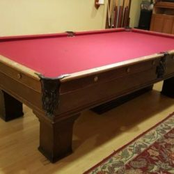 Pool Table, Billiards (SOLD)