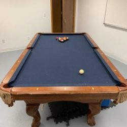 4 Slate Pool Table