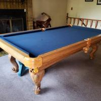 Very Nice Pool Table for Sale