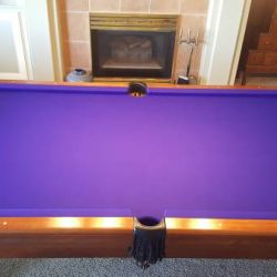 AE Schmidt Pool Table