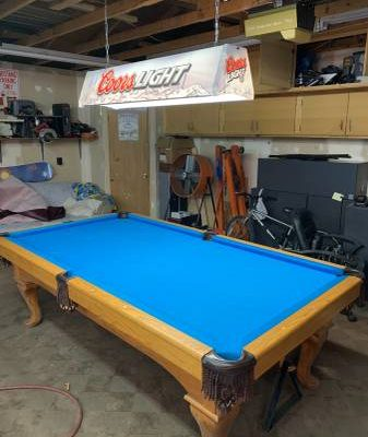 Connelly Pool Table for Sale