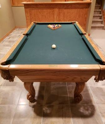 Connelly 7 ft Pool Table