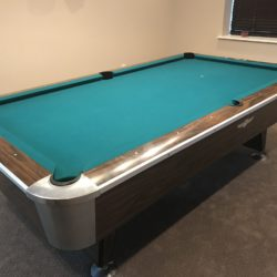 National Shuffleboard Pool Table