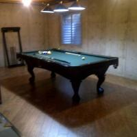 Brunswick Contender Billiards Table For Sale